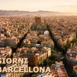 Cosa vedere a Barcellona in 2 giorni