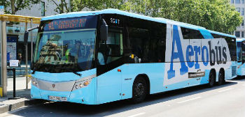 Aerobus Barcellona