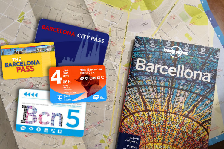 Pass e Card per Barcellona