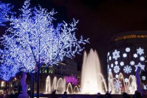 Barcellona a Natale