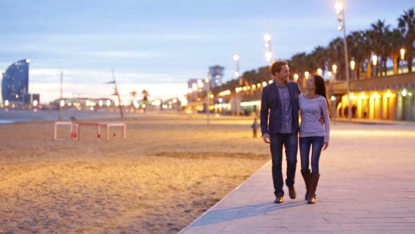 Barcellona romantica