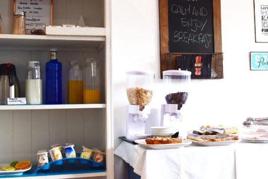 Colazione, Bed & Breakfast Blue Barcellona