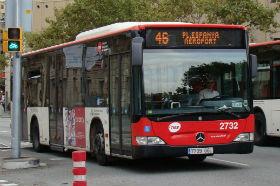 Bus 46 - Aeroporto Barcellona