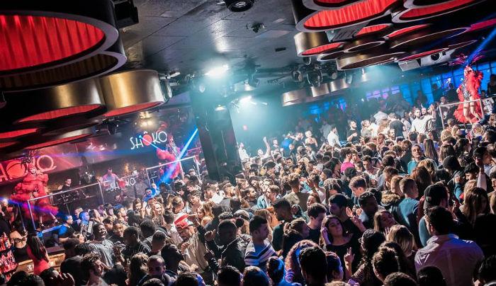 Capodanno Barcellona in discoteca
