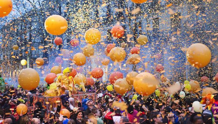 Carnevale, Barcellona