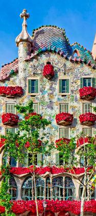 Casa Batllo per San Jordi