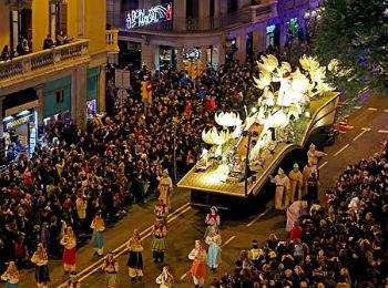 Cavalcada de Reis Barcellona