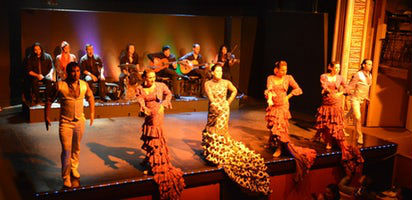 Spettacolo Flamenco a Barcellona