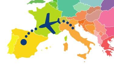 Viaggi dall'Italia alla Spagna e Covid-19
