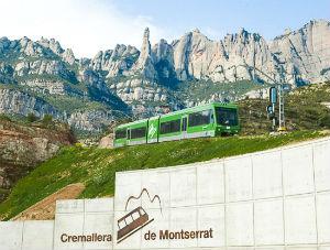 Cremagliera Montserrat