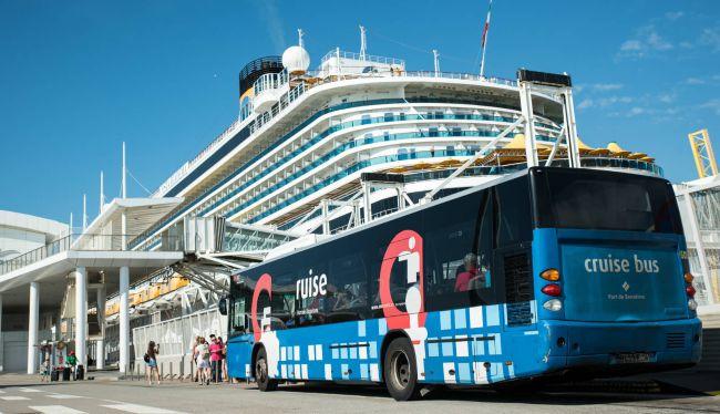 Cruise Bus, Barcellona