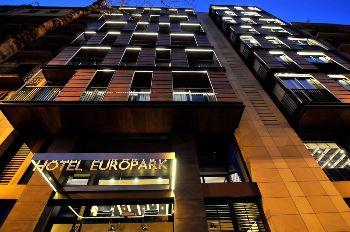 Europark Hotel Barcellona