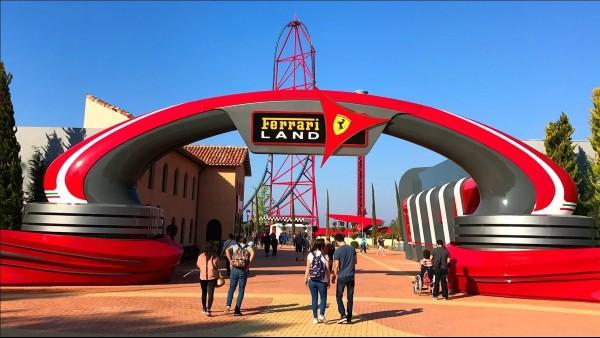Ingresso Ferrari Land
