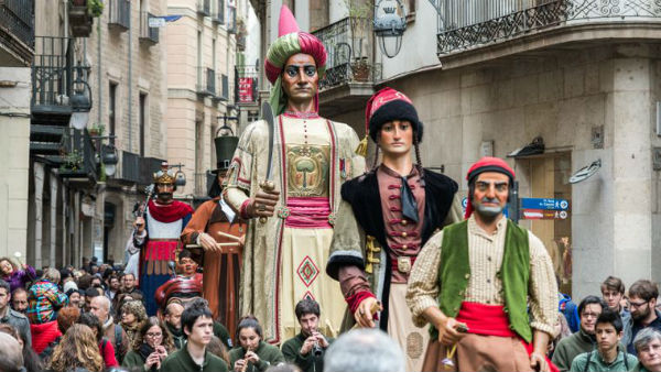 Fiesta Major del Pi, Barcellona