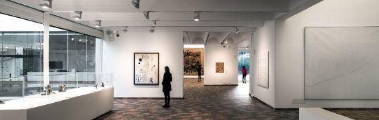 Sala della Fondazione Mirò
