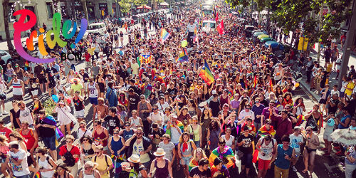 Parata Gay Pride Barcellona