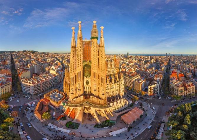 Barcellona in 2 giorni