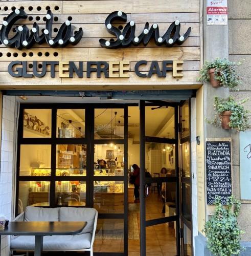 Gula Sana gluten free a Barcellona