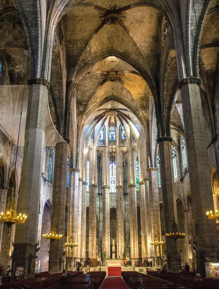 Cattedrale del Mare, Barcellona