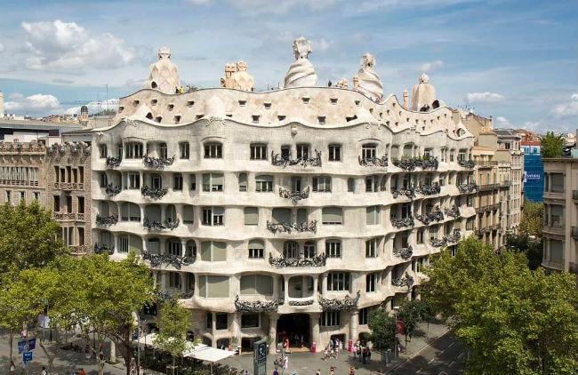 La Pedrera, Barcellona