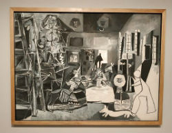 Las Meninas, Picasso