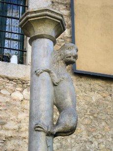 La Lleona, Girona