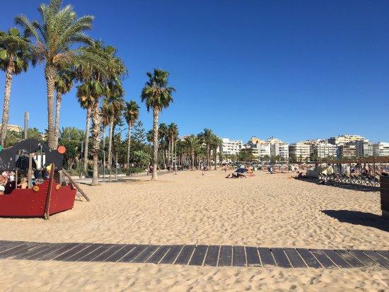 Levant Beach, Salou