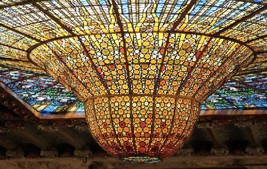Lucernario, Palau de la Musica Catalana
