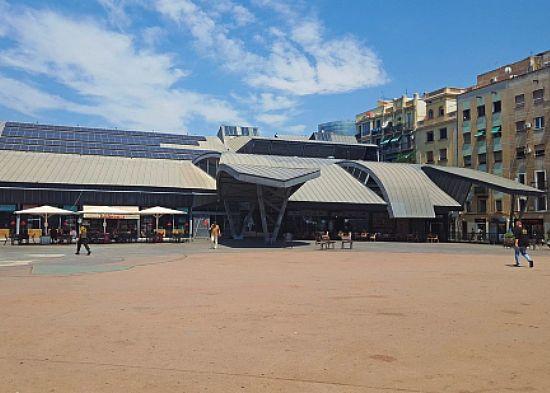 Il Mercato della Barceloneta