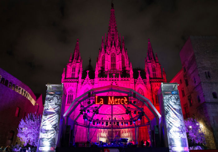 La Mercé, Barcellona
