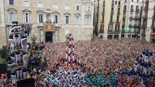 La Mercè, Barcellona