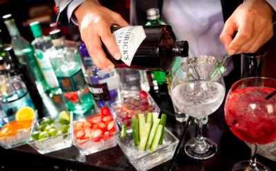 Movida Sitges. Gin Tub