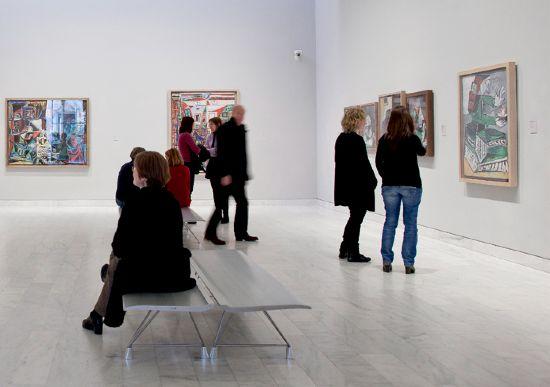 Sala del Museo Picasso