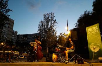 Musica als Parcs
