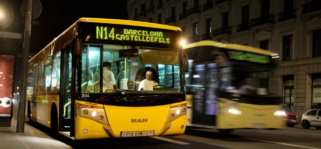 NitBus Barcellona
