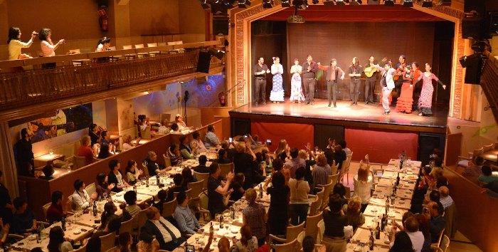 Palacio Flamenco Barcellona