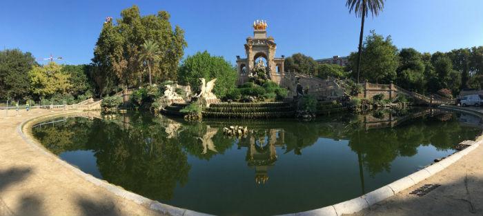 Parco della Ciutadella, Barcellona