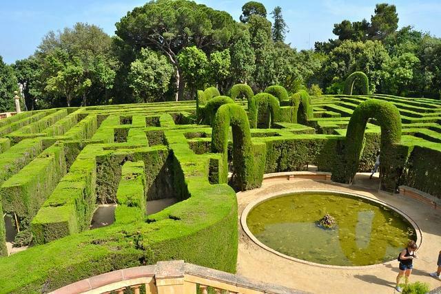 Parco Labirinto de l'Horta