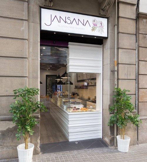 Pasticceria Jansana Senza Glutine