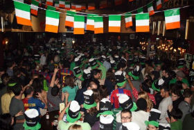 Patrick's Day, Barcellona