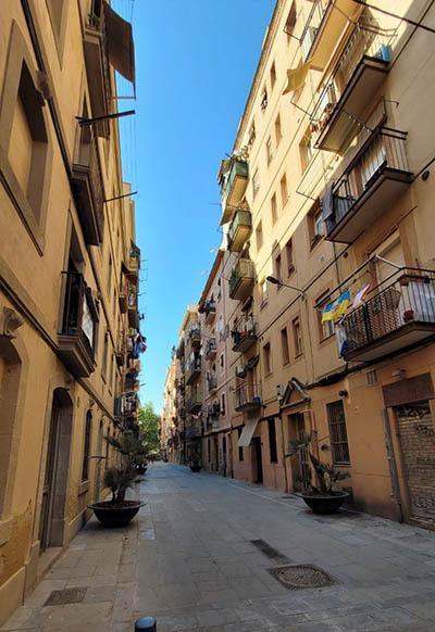 Quartiere Barceloneta