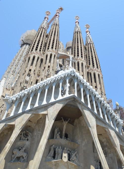 La Facciata della Passione, Sagrada Familia