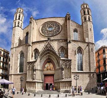Santa Maria del Mare, Barcellona