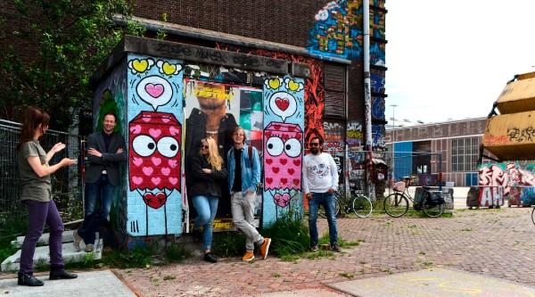 Street art e graffiti a El Born