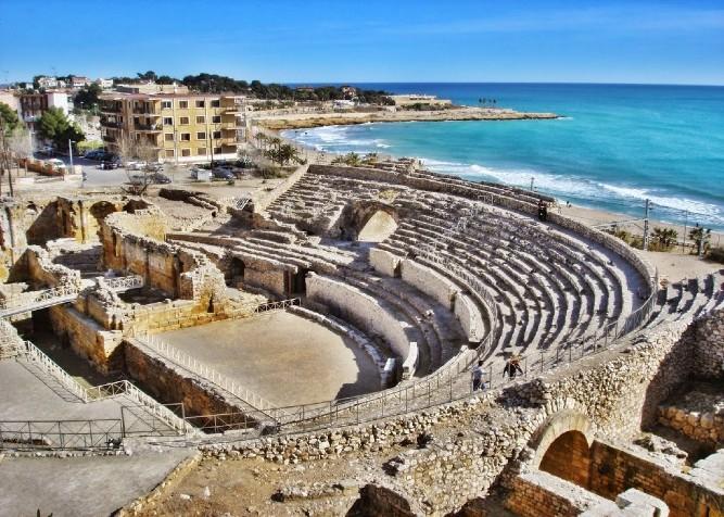 Anfiteatro di Tarragona