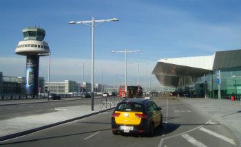 Taxi dall'aeroporto di Barcellona