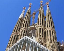 Torri Sagrada Familia