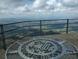 La cima del Montserrat