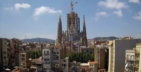Webcam Sagrada Familia